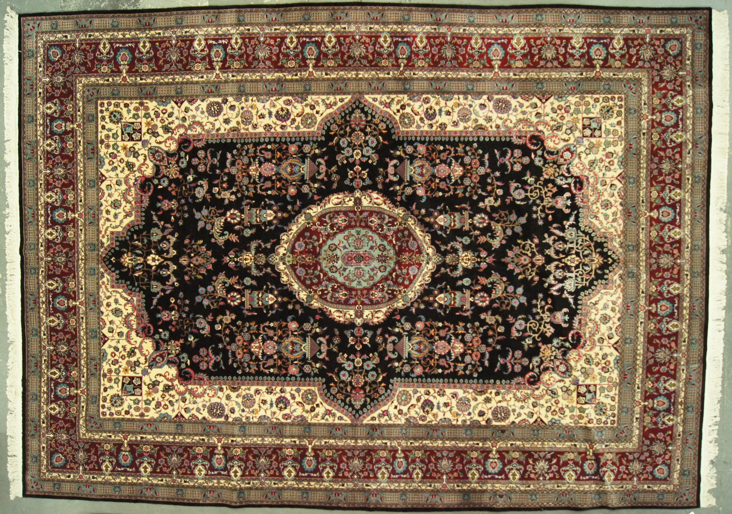 "Chinese Persian Rug - 10'1""x13'11"""