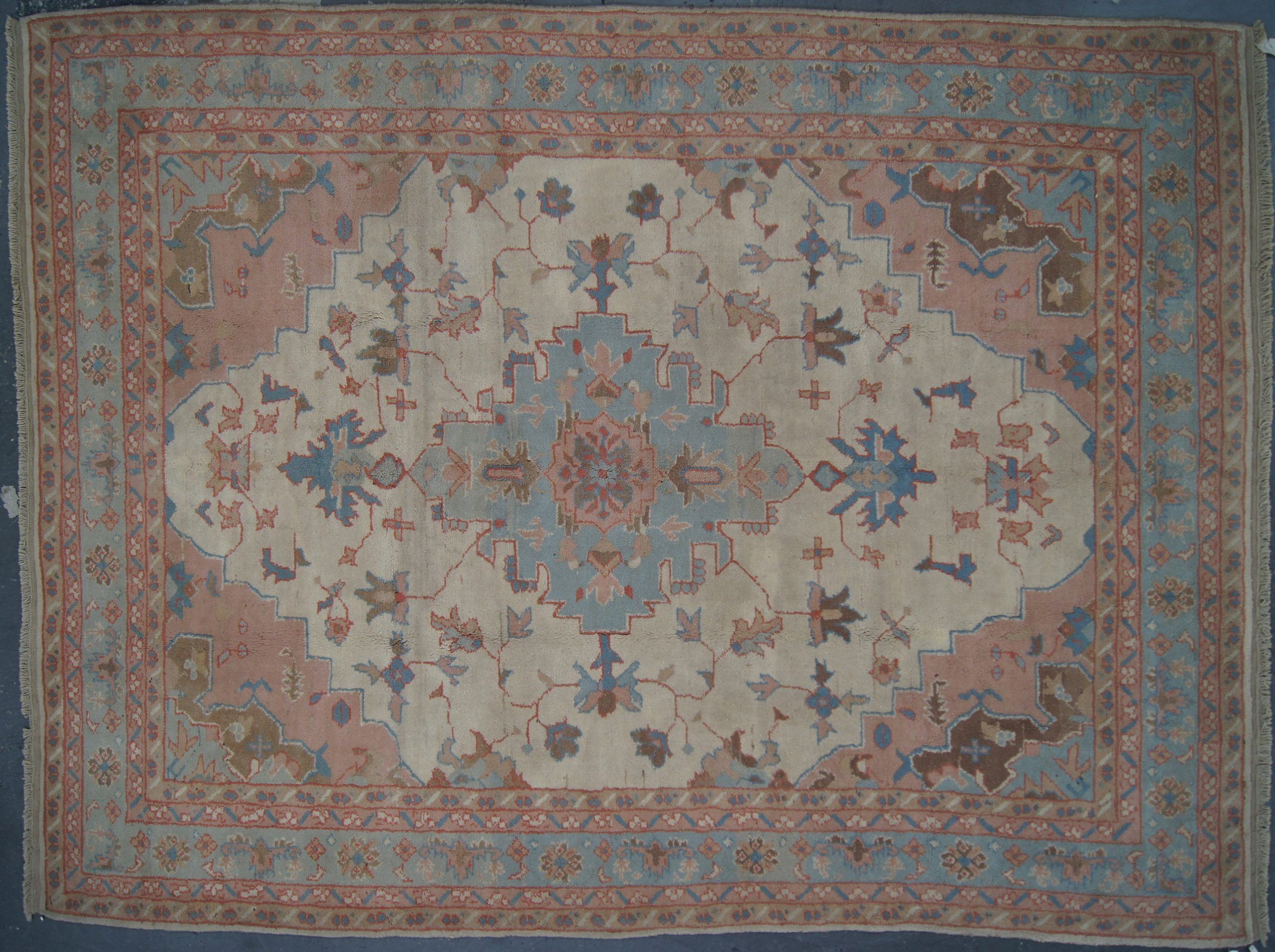 "Serapi Turkey Rug - 9'2"" X 12'1"""