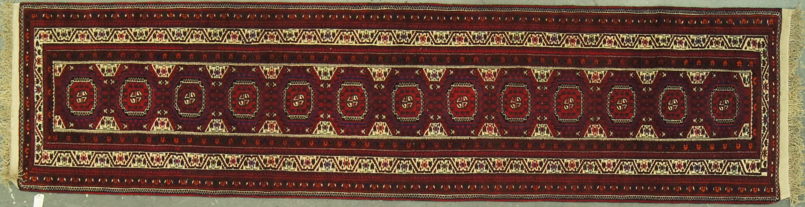 3x13 Baluch Extremely Fine - Rug